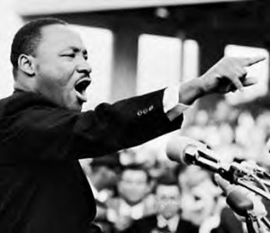 martin luther king, jr: failure